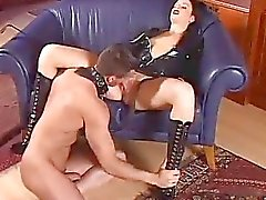Russian Mistress And Her Boy Toy