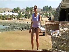 Ilse on the beach (episode 1 of 2)