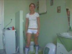 Natasha português no armário de água