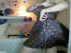 Caroline di danza webcam a caldo