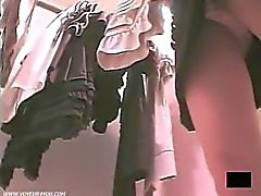 Sexy Upskirt Alushousut pyytämien Spycam