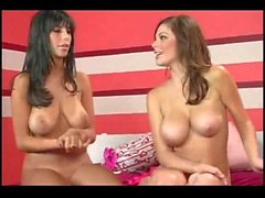 Jaime Hammer topless talk