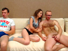 Threesome With My 2 Brothers - Assista Part2 on CUMCAM, COM