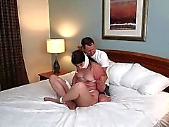 Bound Reverse Prayer On Bed