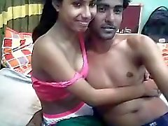 Дези Indian Young Lovers Все Чертов Webcam