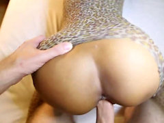Asian Slut Hottie giro Big Cock