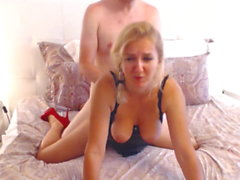 Super Hot Blonde Milf Fuck By Her Boyfriend