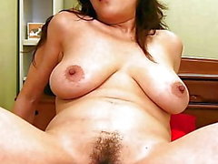 Japanese Grannie Fucked