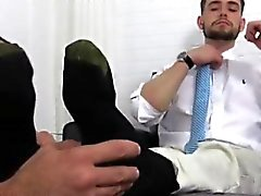pieds gais Twinks pieds attachés et escortent porn New Foot & So de KC