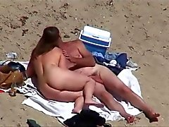 Nude Beach - Exhibitionists Pt 01