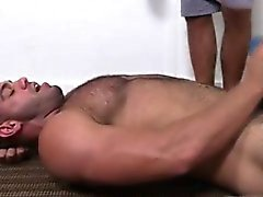 Free gay huge cock sex movies Our very first stomping gig -