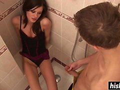 Little Caprice gets a hard pounding