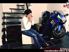 german amateur hot biker bitch fuck a mc
