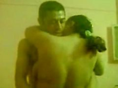 Arab amateur 3some with Egyptian milf Chavi