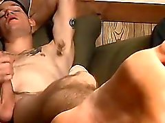 Gay video Str8 Muchacho que Foot divierten y que Jack de