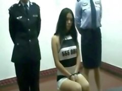 Chinese female prisoner
