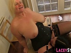 Lacey Starr the Lesbian