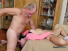 Popular Old Man And Teen, Grandpa Videos