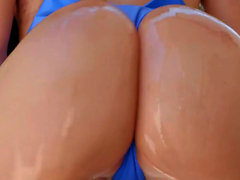 Big Wet Butts - Lela Star Keiran Lee