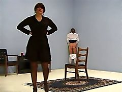 the caning hour