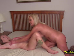 Mommy Loves the Babysitter with Ms Paris Rose