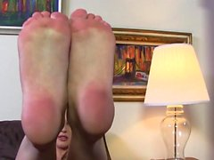 Busty sluts toes spermed