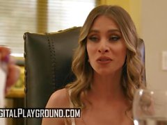 'DigitalPlayground - Anya Olson & Monique Alexander fucking a guy in 3some'
