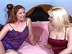 CHUNKY LESBIANS TOYING AND LACTATES...usb