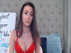 Sweet Cam Model Has A Very Sexy Side