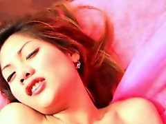 Ladyboy Tong Toying And Stroking