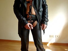 Me in leather