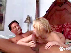 Big-tits, big-boobs, blow-job