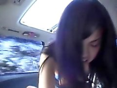 blowjob china en el coche