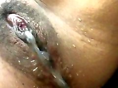 Slut Cums, Squirts, and Beats Tits