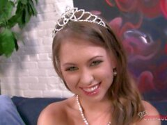 'One More Example Why Riley Reid Might Be The Greatest Ever! Big Swallow & Big Facial For This B.J. Princess