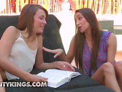 Reality Kings - We Live Together - Celeste Star Malena Morgan - Wild Lips