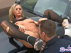 Bree olson bree receives busted!threatening!threatening!