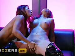 Brazzers Hot And Mean Madison Ivy Monique Alexander Lapdancers Last Laugh