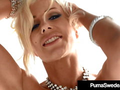 Hot Lesbian 3some With Puma Swede Nina Elle & Tiffany Tyler!