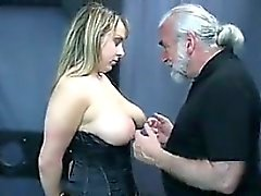 Busty Slave In The Dungeon