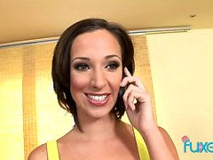 Nikki Hunter Jada Stevens 3some