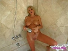 Getting Dirty in the Shower - Hanna Hilton