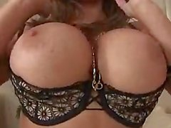 Busty Jenna Presley Dildos Her Pussy