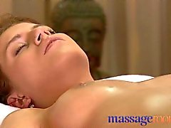 Massage Rooms - Tight young girls orgasm