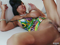 Jewels Jade is a sex crazed mommy with blazing curves