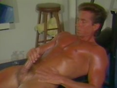 Peter North 80ern Workout & Self Facial