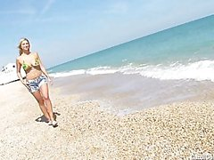 Playa villancico Goldnerova striptease