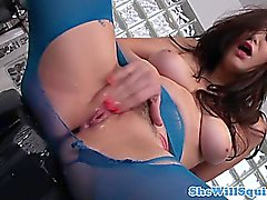 Squirting amar de Holly Michaels solas divertida