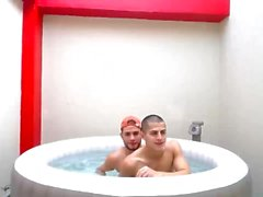 Porra de webcam de Hottub