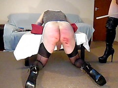 Disziplin-Tag für Joanne 2 The Caning